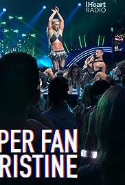 Super Fan Christine Poster