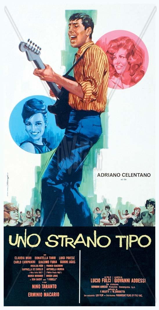Uno strano tipo (1963)