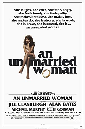 Where to stream An Unmarried Woman