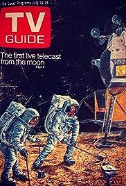 Apollo XI Landing Poster