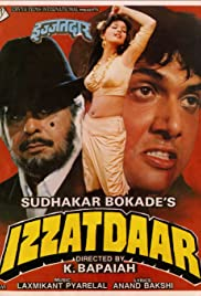 Izzatdaar 1990 Hindi Movie WebRip 400mb 480p 1.5GB 720p 4GB 1080p