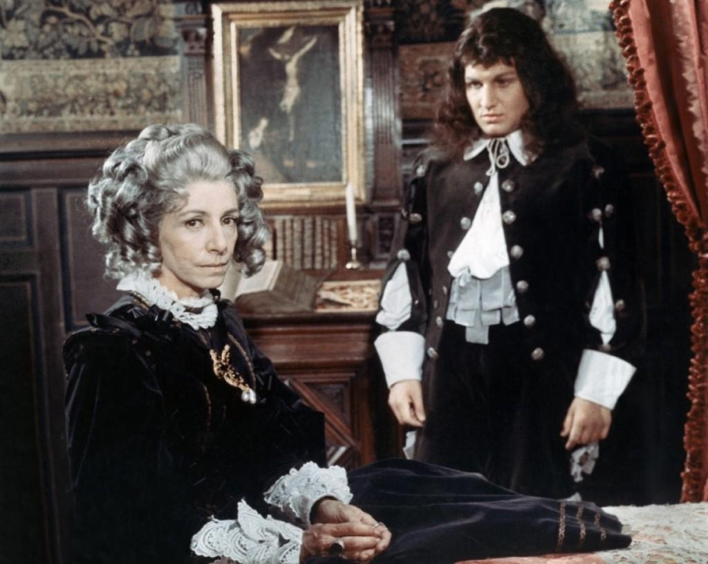 Katharina Renn in La prise de pouvoir par Louis XIV (1966)