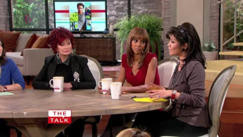 The Talk: Reaction To 2010 Sexiest Man Alive Clip 2