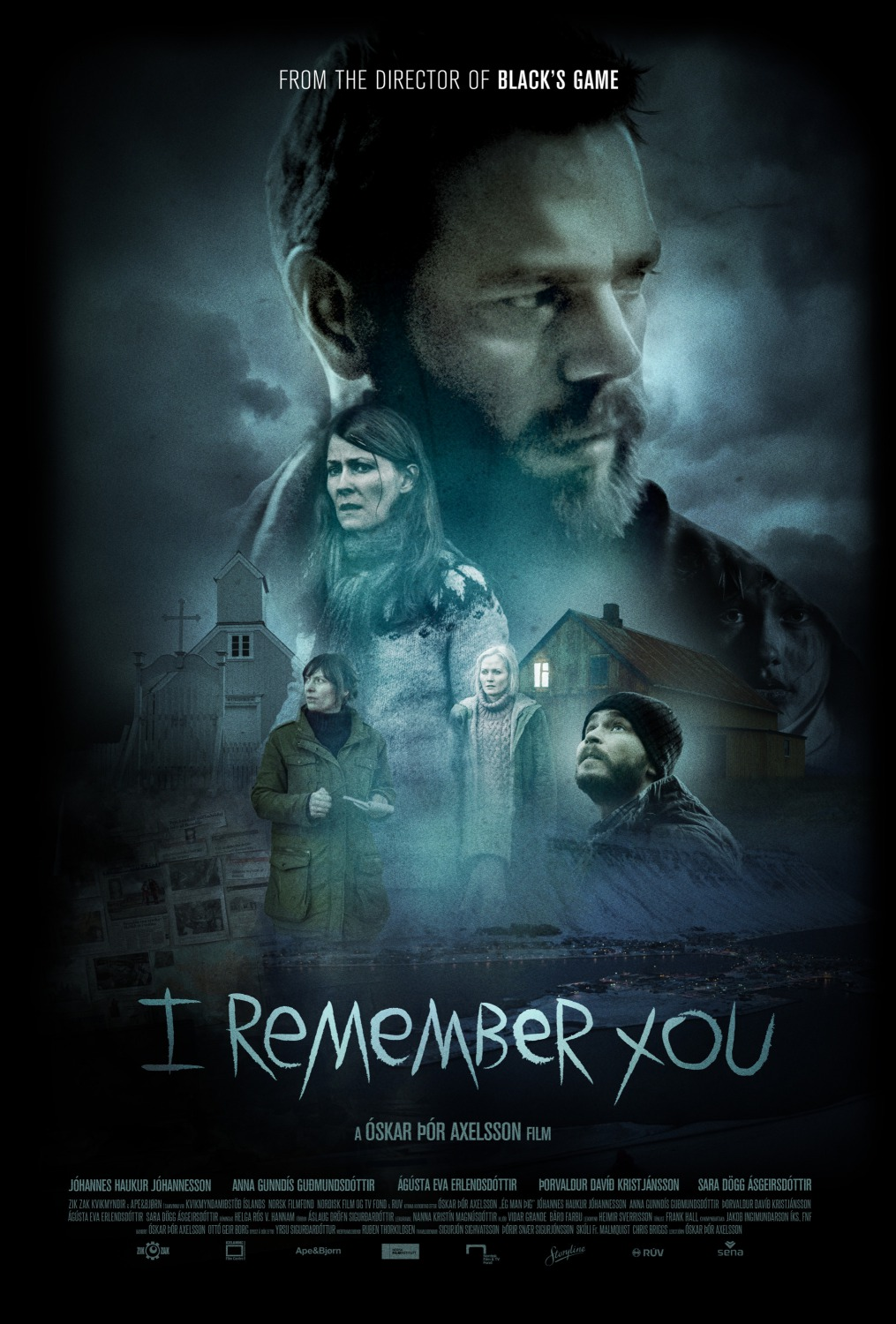 I Remember You (2017) BluRay 720p