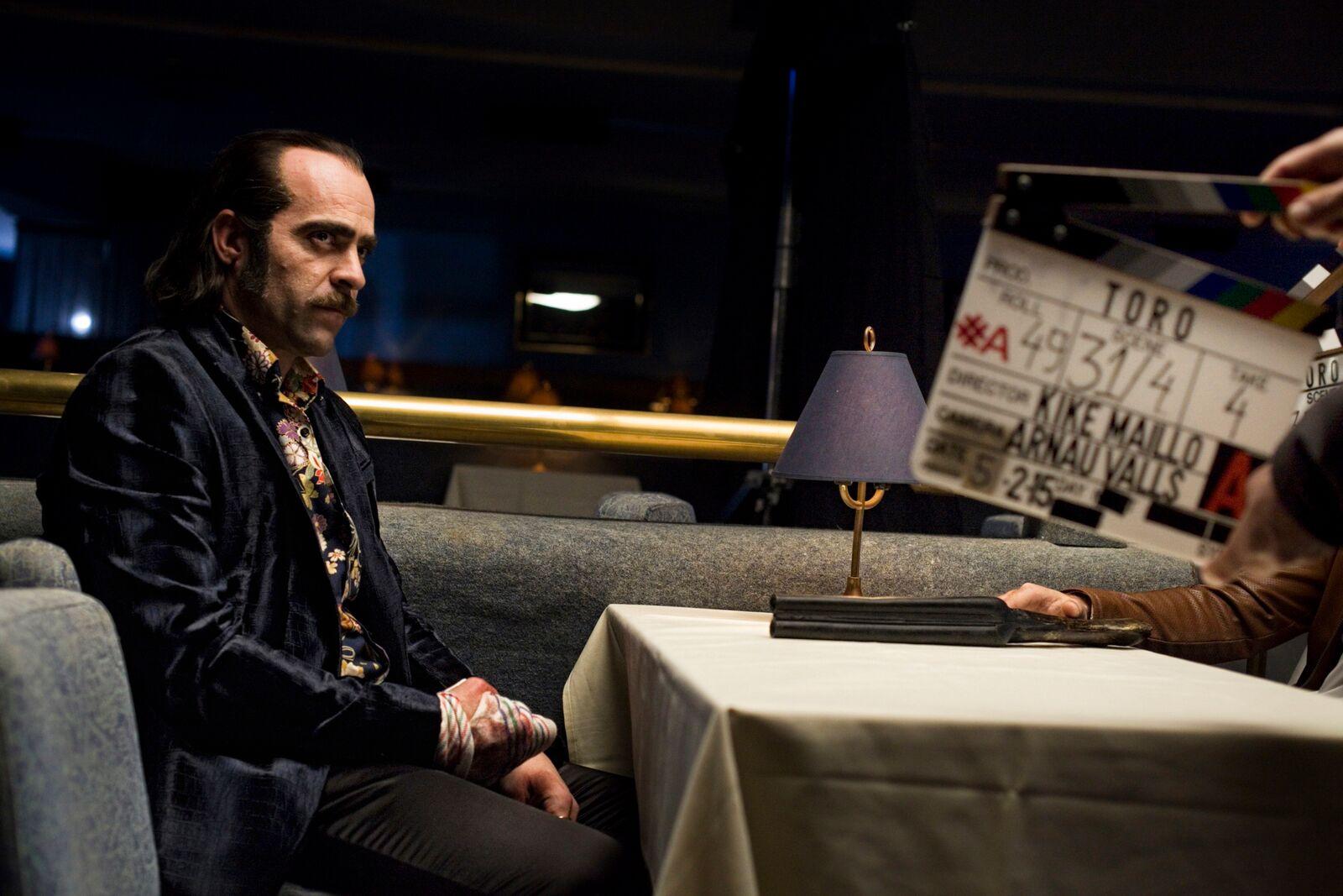 Luis Tosar in Toro (2016)
