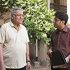Soumitra Chatterjee and Anup Pan in Kolkatay Kohinoor (2019)