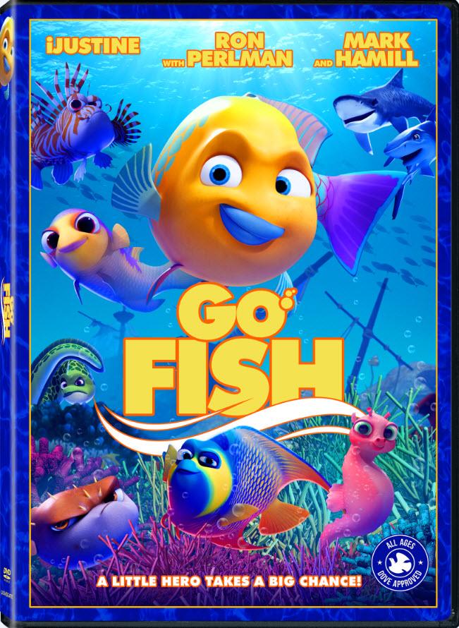 PLAUK ŽUVYTE (2019) / Go Fish