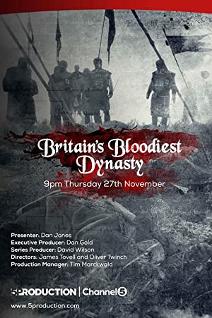 Where to stream Britain's Bloodiest Dynasty