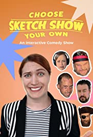 Choose Your Own Sketch Show Poster