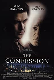 Alec Baldwin and Ben Kingsley in The Confession (1999)