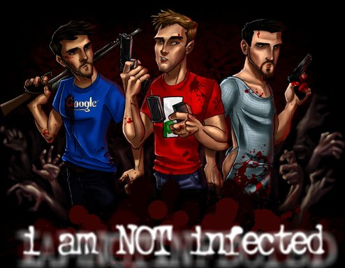 I Am Not Infected
