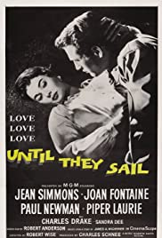 Until They Sail Poster