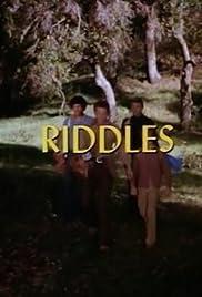 Riddles Poster