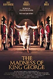 The Madness of King George Poster