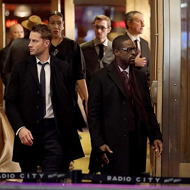 Sterling K. Brown and Justin Hartley in This Is Us: New York, New York, New York (2020)