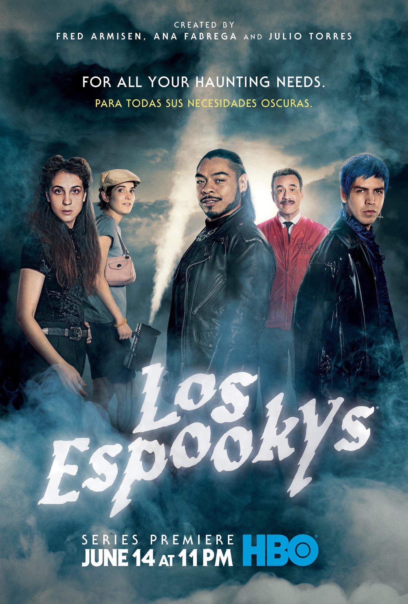Los Espookys (1 Sezonas)