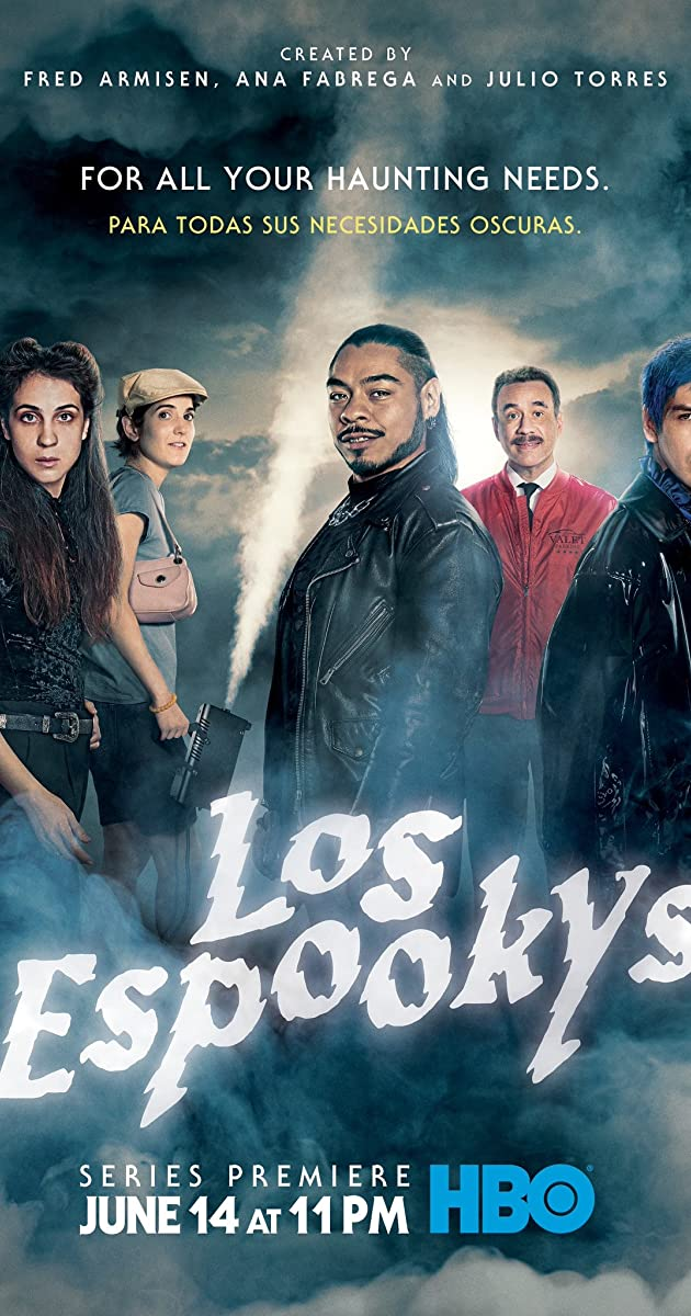 Download Los Espookys or watch streaming online complete episodes of  Season2 in HD 720p 1080p using torrent