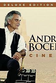 Andrea Bocelli: Cinema Poster