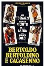 Bertoldo, Bertoldino, and Cascacenno