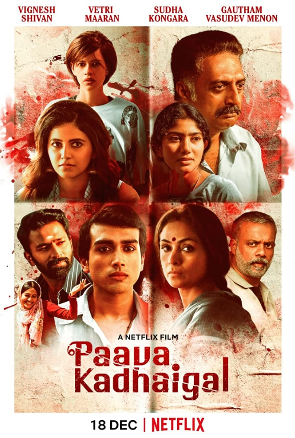 Paava Kadhaigal Season 1 Hindi Complete HD