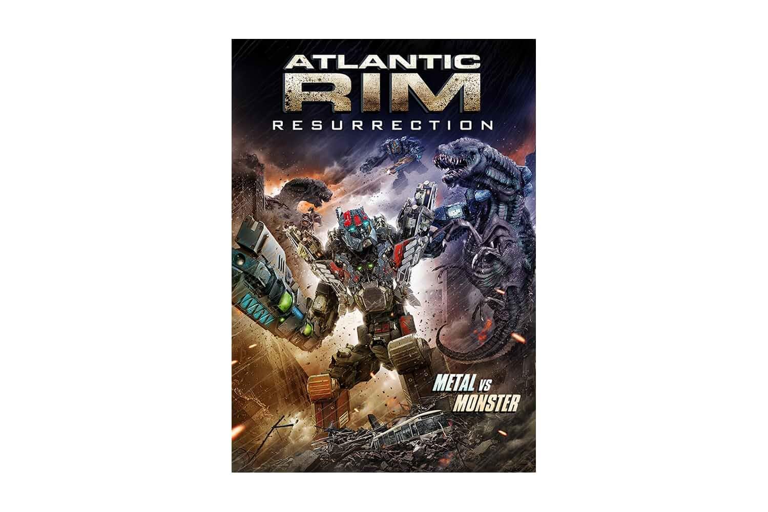 Atlantic Rim: Resurrection (2018)