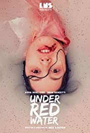Under Red Water Poster