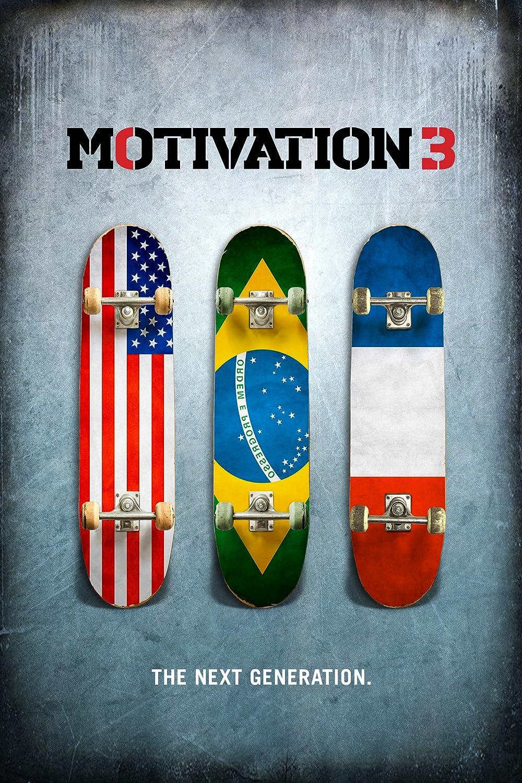 Motivation 3: The Next Generation 2017