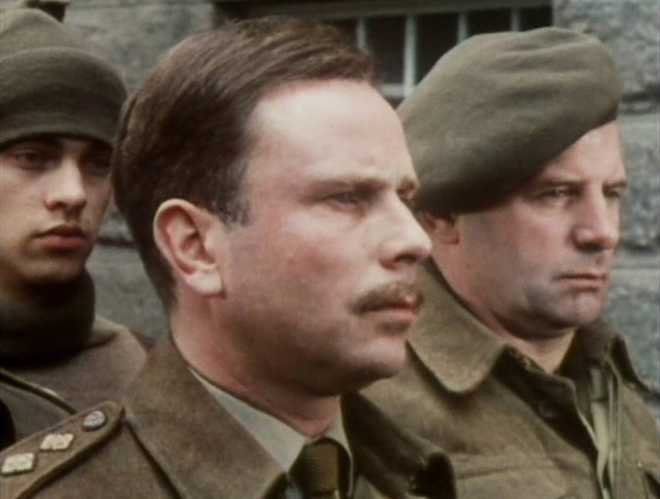 Colditz – TV Series S1, Ep1 – The Undefeated (1972–1974)