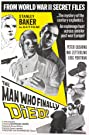The Man Who Finally Died (1963) Poster