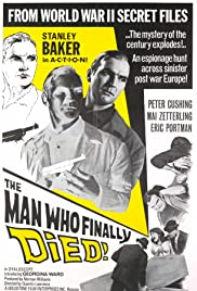 The Man Who Finally Died (1963) Poster - Movie Forum, Cast, Reviews