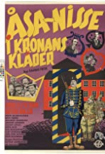 Åsa-Nisse i kronans kläder