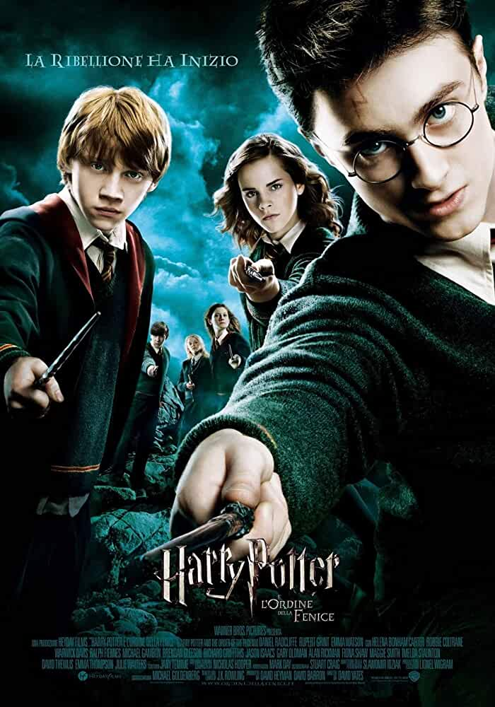 Harry Potter and the Order of the Phoenix (2007) in Hindi