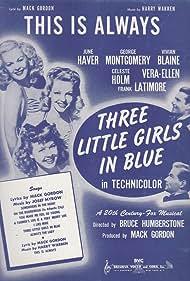 Three Little Girls in Blue (1946)