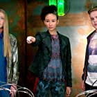 Poppy Lee Friar, Oliver Woollford, and Eubha Akilade in Eve (2015)