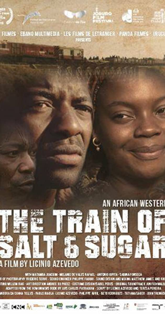 africano ebano film