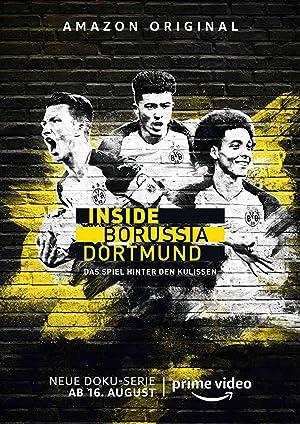 Where to stream Inside Borussia Dortmund
