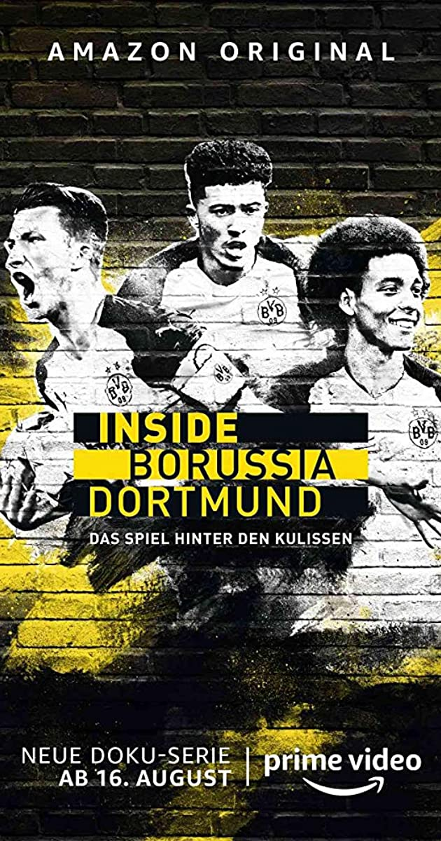 Download Inside Borussia Dortmund or watch streaming online complete episodes of  Season1 in HD 720p 1080p using torrent