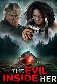 Eric Roberts and Melissa Kunnap in The Evil Inside Her (2019)