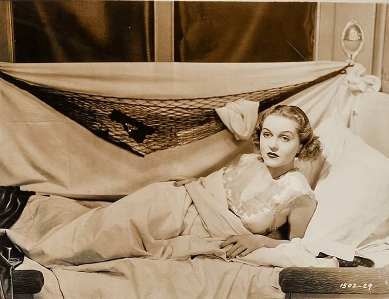 Patricia Ellis in Here Comes the Groom (1934)