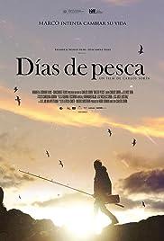 Días de pesca Poster