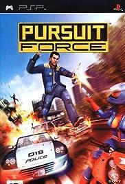 Pursuit Force Poster
