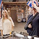 Christina Anstead and Ant Anstead in Ant Anstead Master Mechanic (2019)