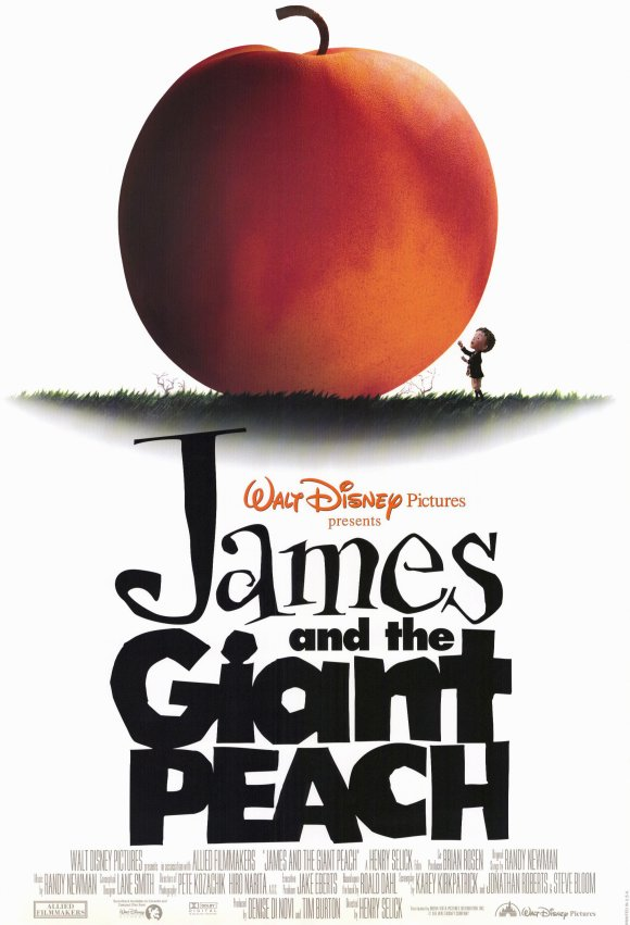 James And The Giant Peach 1996.mkv