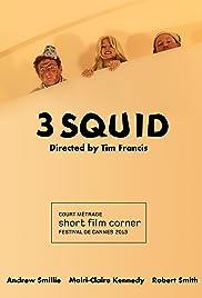 3 Squid Poster