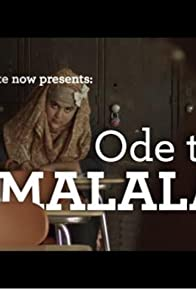 Primary photo for Ode to Malala