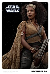 Naomi Ackie in Star Wars: The Rise of Skywalker (2019)