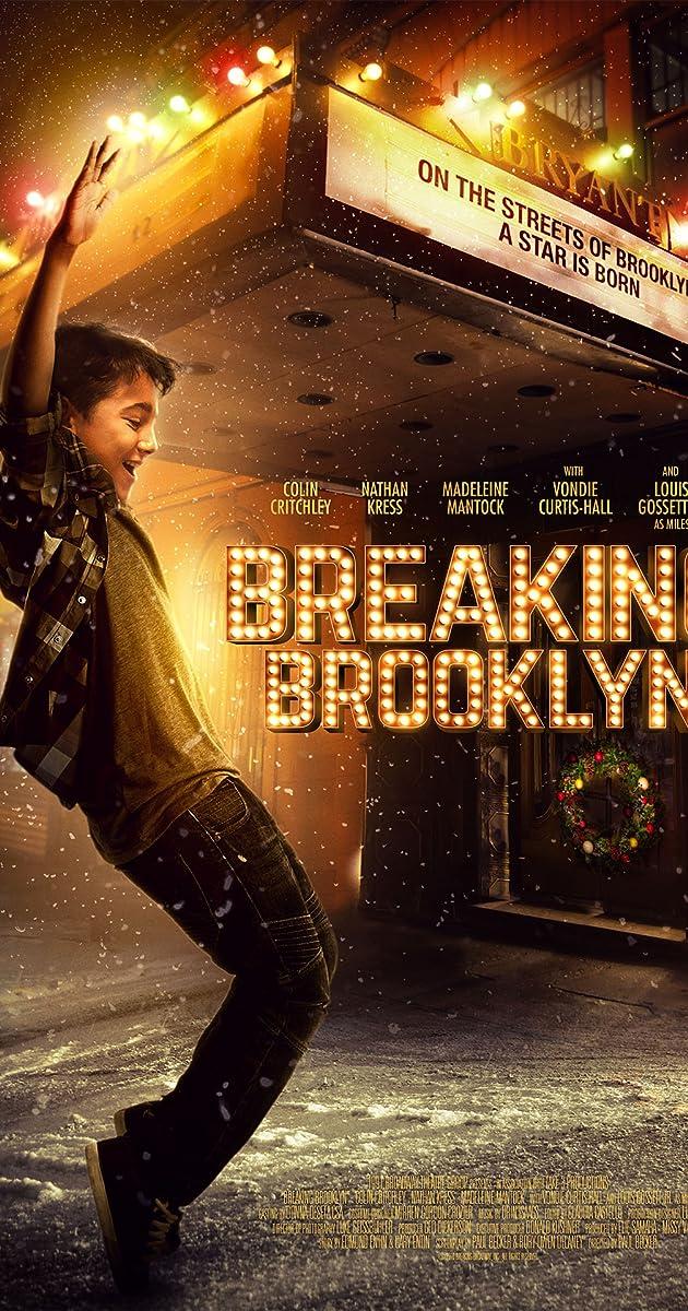 Subtitle of Breaking Brooklyn