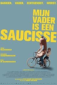 Hilde De Baerdemaeker, Johan Heldenbergh, and Savannah Vandendriessche in Mijn vader is een saucisse (2021)
