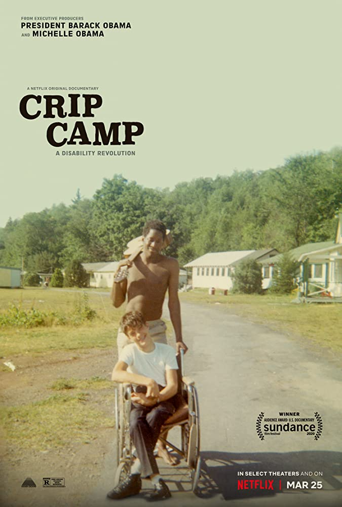 فيلم Crip Camp 2020 مترجم