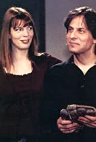 Patrick Goyette and Macha Grenon in Mon meilleur ennemi (2001)